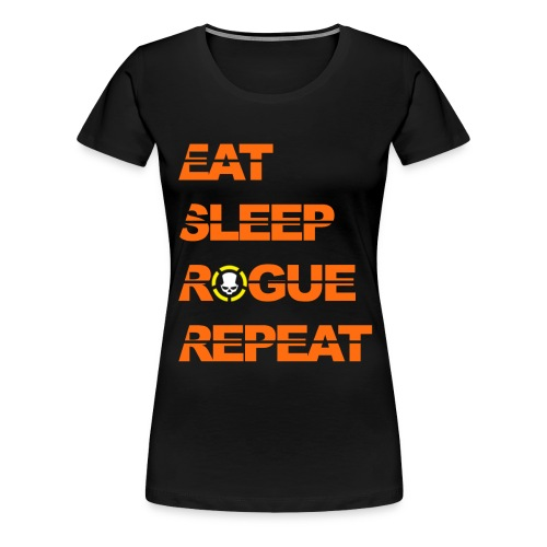 ROGUE LIFE - WOMENS T-SHIRT - Women's Premium T-Shirt