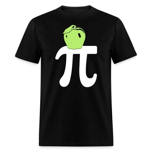 Apple Pi - Normal T - Men's T-Shirt