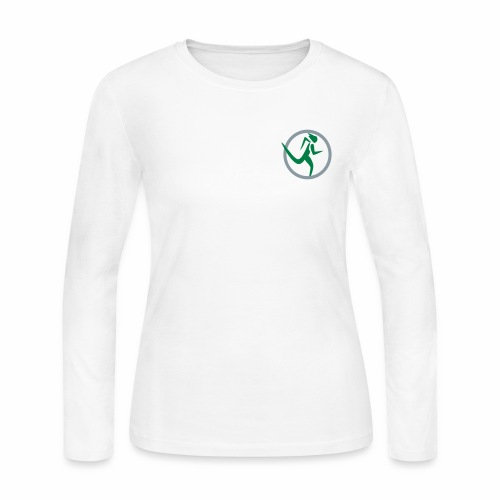 ChiRunning Instructor Women's Long Sleveed T Shirt - Women's Long Sleeve Jersey T-Shirt