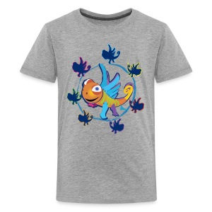 Its Clarence - Kids' Premium T-Shirt
