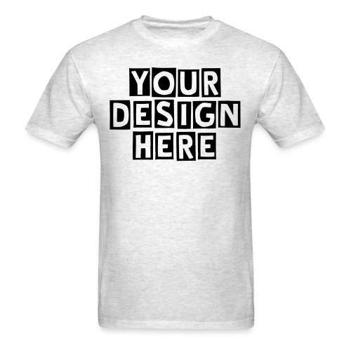 Your design here - Men's T-Shirt