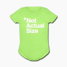 *Not Actual Size