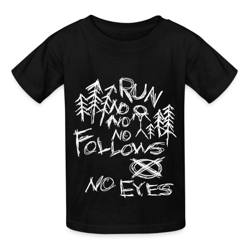 Slender No Eyes shirt - Kids' T-Shirt