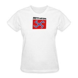anti haters - Women's T-Shirt
