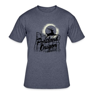 MENS 50/50 - 2017 Solar Eclipse Commemorative t-shirt - I SURVIVED - Men's 50/50 T-Shirt
