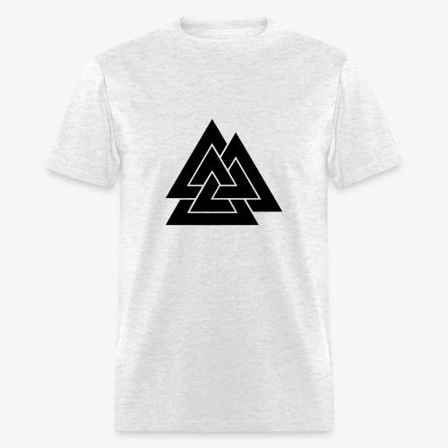 Black Valknut T - Men's T-Shirt