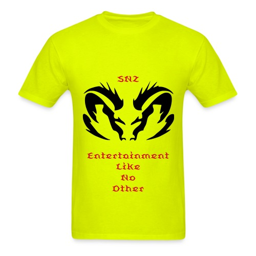 Entertainment like no other Shirt Men - Men's T-Shirt