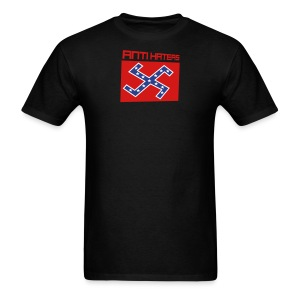 anti haters - Men's T-Shirt