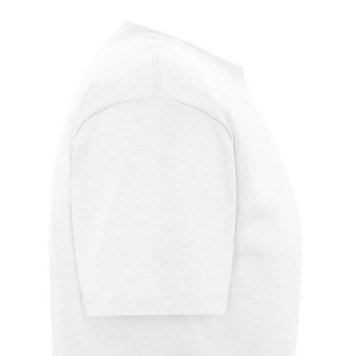I run to save lives - Men's T-Shirt