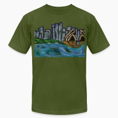 CITYMELTS SYDNEY SKYLINE T-SHIRT