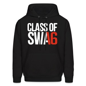 Class of SWAG 2016 Red with no band - Men's Hoodie