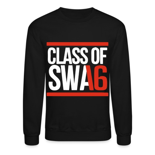 Class of SWAG 2016 Red - Crewneck Sweatshirt