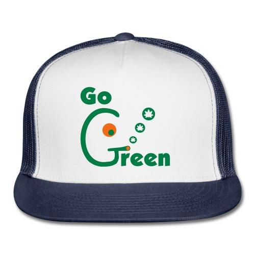Go Green - Trucker Cap
