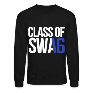 Class of SWAG 2016 Blue with no band - Crewneck Sweatshirt