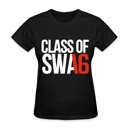 Class of SWAG 2016 Red with no band - Women's T-Shirt