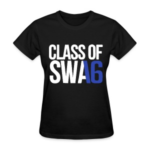 Class of SWAG 2016 Blue with no band - Women's T-Shirt