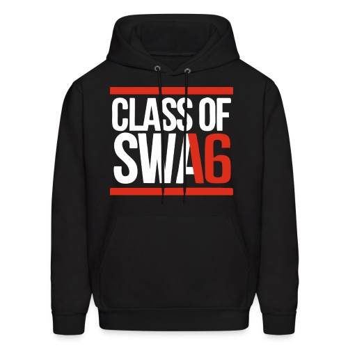 Class of SWAG 2016 Red - Men's Hoodie