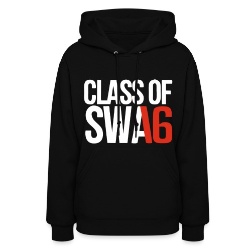 Class of SWAG 2016 Red with no band - Women's Hoodie