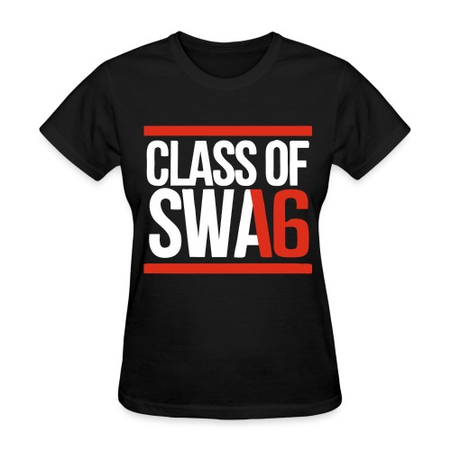 Class of SWAG 2016 Red - Women's T-Shirt