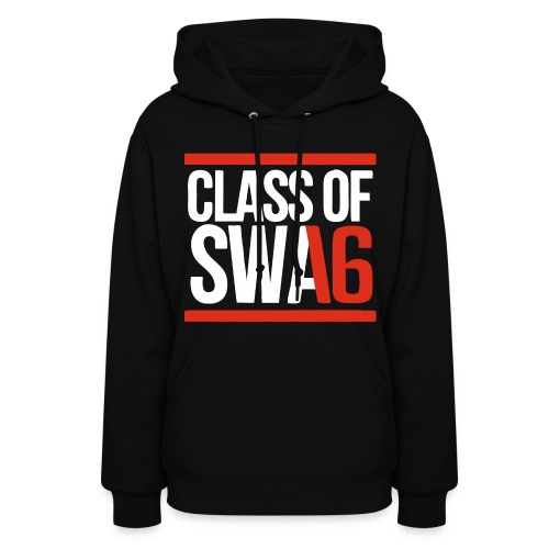 Class of SWAG 2016 Red - Women's Hoodie