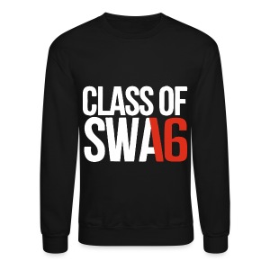 Class of SWAG 2016 Red with no band - Crewneck Sweatshirt