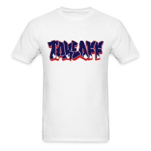 Takeoff Graffiti Shirt - Men's T-Shirt