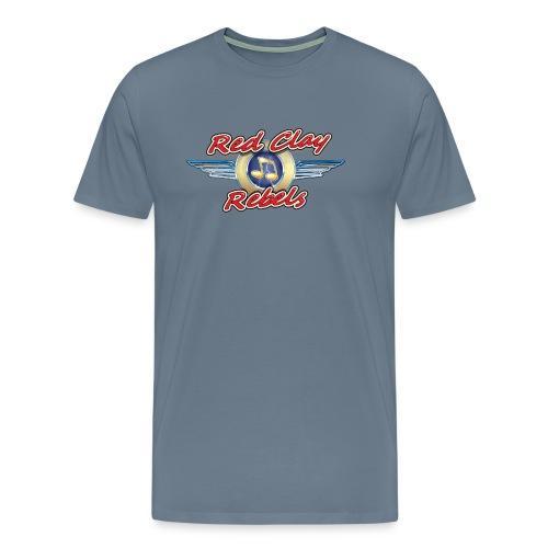 Red Clay Rebels - Men's Premium T-Shirt