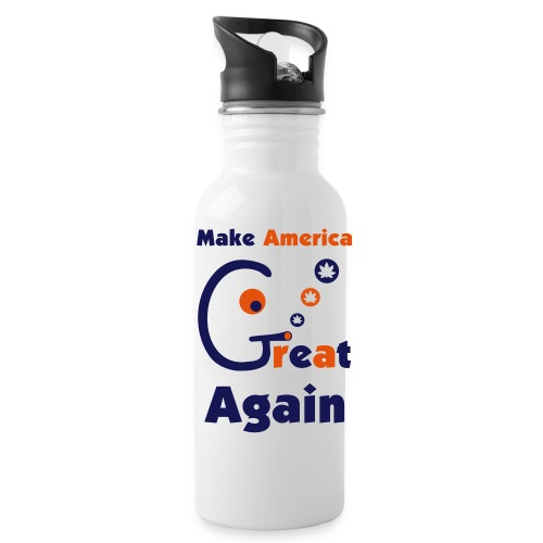 Make America Great - Water Bottle