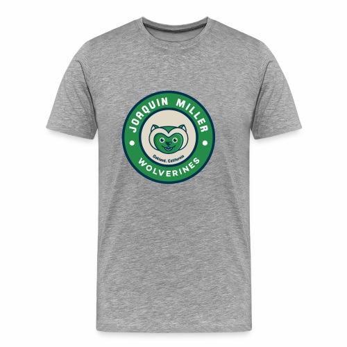 Men's Premium T-Shirt - Wolverine - Men's Premium T-Shirt