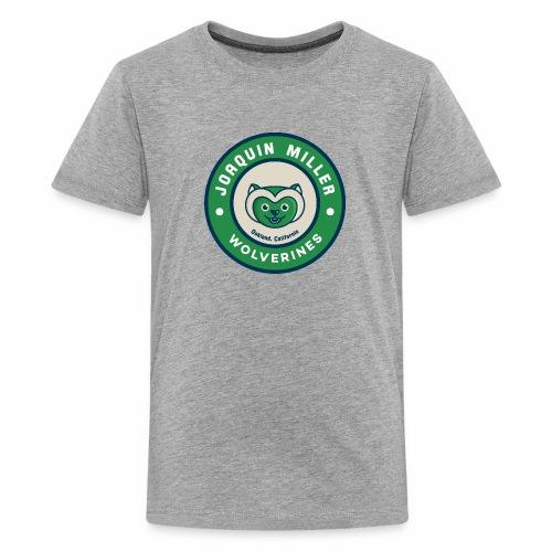 Kids Premium Tee - Full Color Wolverine - Kids' Premium T-Shirt
