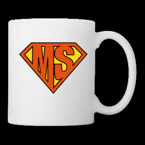 MS Superhero - Ceramic Mug - Coffee/Tea Mug