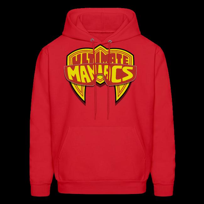 Ultimate Warrior Ultimate Maniacs Hoodie