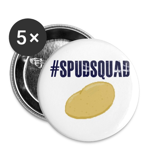 Spudsquad Buttons! - Large Buttons