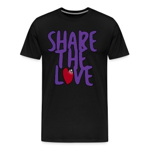 Share the Love Tee - Men's Premium T-Shirt