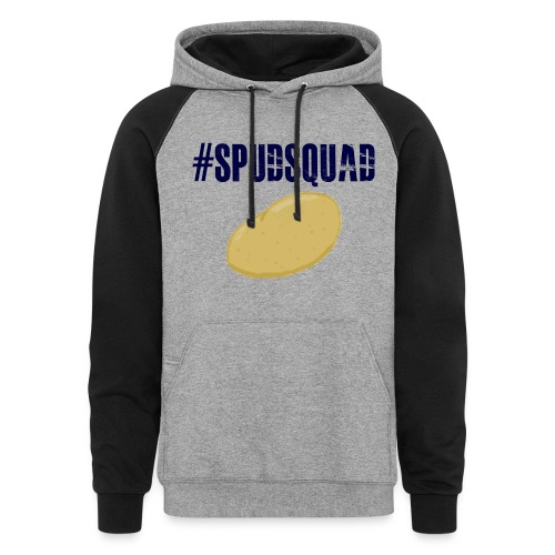 SpudSquad Hoodie - Colorblock Hoodie