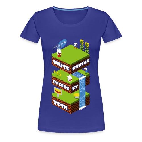 Yeth - Female Shirt - Women's Premium T-Shirt