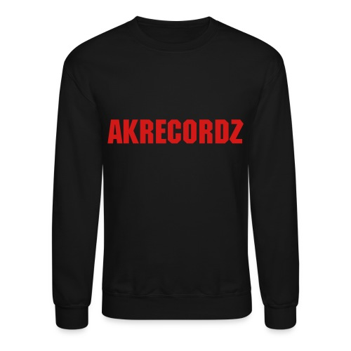 AKRECORDZ SWEATER - Crewneck Sweatshirt
