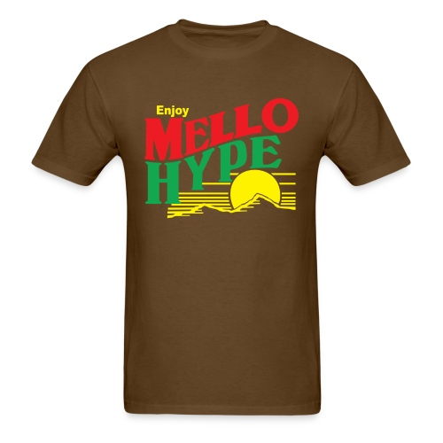 Enjoy MellowHype tee - Men's T-Shirt