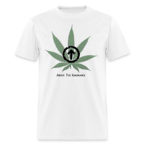 Above Ignorance - Men's T-Shirt