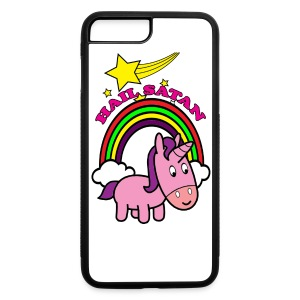 Hail Satan - Cute - iPhone 7 Plus/8 Plus Rubber Case
