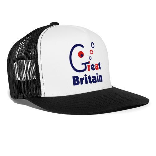 Great Britain - Trucker Cap
