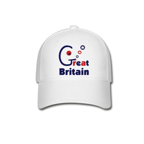 Great Britain - Baseball Cap
