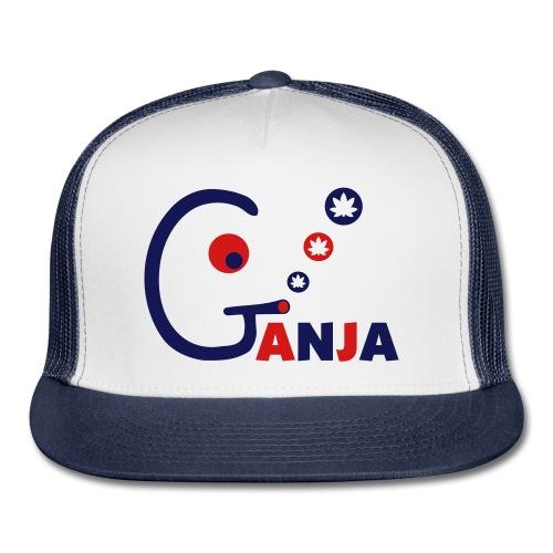 Ganja - Trucker Cap