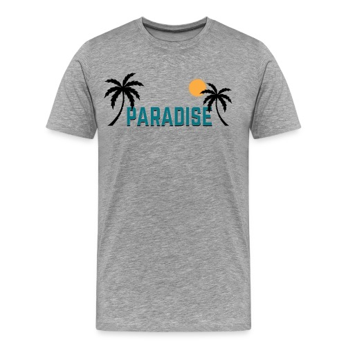 Paradise Summer Tee - Men's Premium T-Shirt