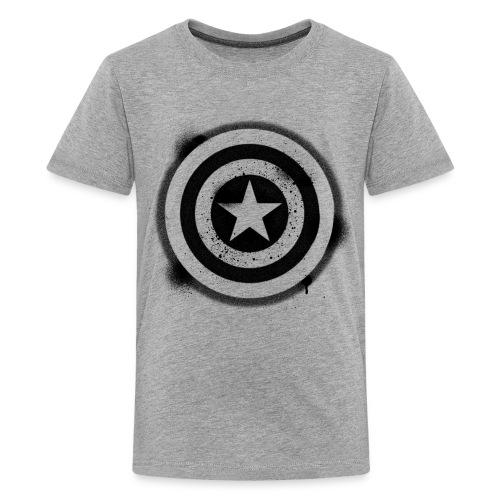 Capitan Shield BLACK spray - Kids' Premium T-Shirt