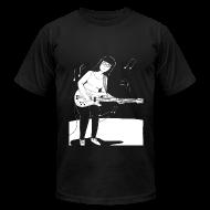 T-Shirts ~ Men's T-Shirt by American Apparel ~ Meghan Minior