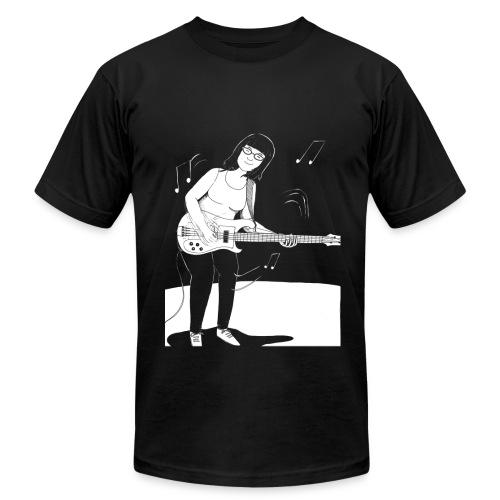 Meghan Minior - Men's Fine Jersey T-Shirt