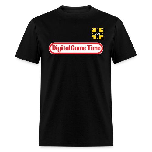 Digital Game Time Staff N - Men's T-Shirt