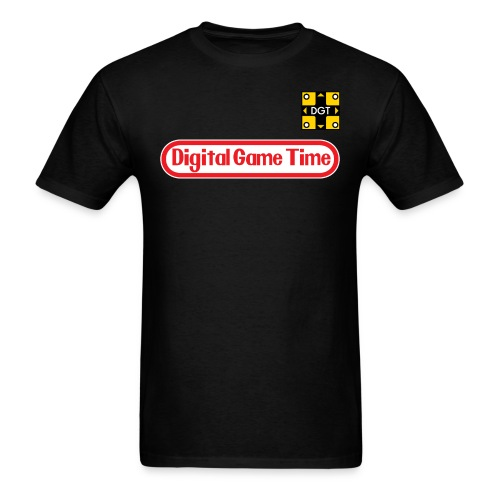 Digital Game Time Staff N - Men's T-Shirt