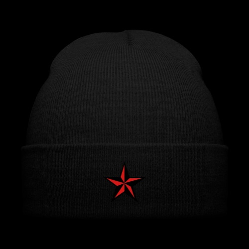 Official NTPI Beanie - Knit Cap with Cuff Print
